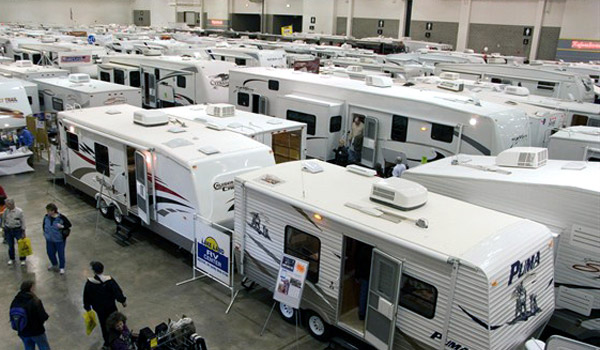York Pa Rv Show Motorhomes Trailers Camping World